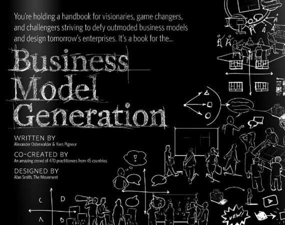 Книга: Генерирање на бизнис модел
